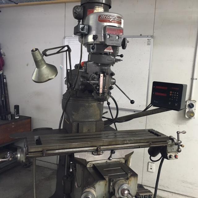 bridgeport series 2 milling machine manual